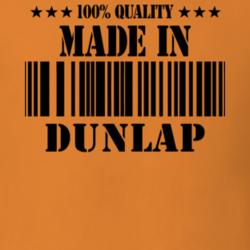 Made in Dunlap