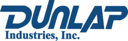 Dunlap Industries, Inc. Mobile Retina Logo