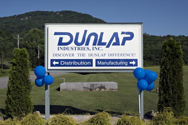 Dunlap Industries Inc - Signage