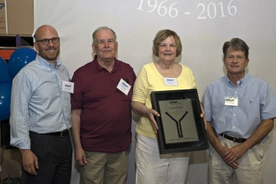 Joanne Barker Receives Golden Zipper Award