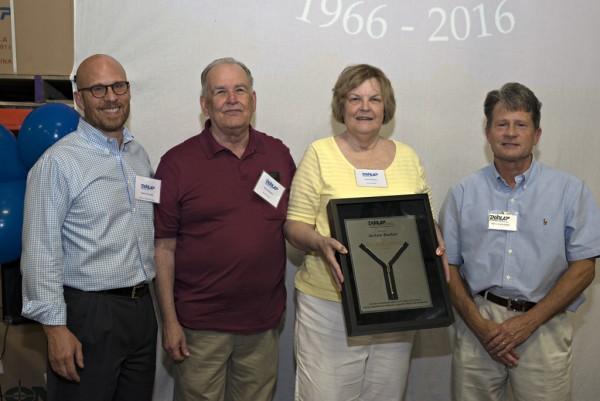 Joanne Barker Receives Golden Zipper Award