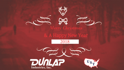 Merry Christmas & A Happy New Year 2018